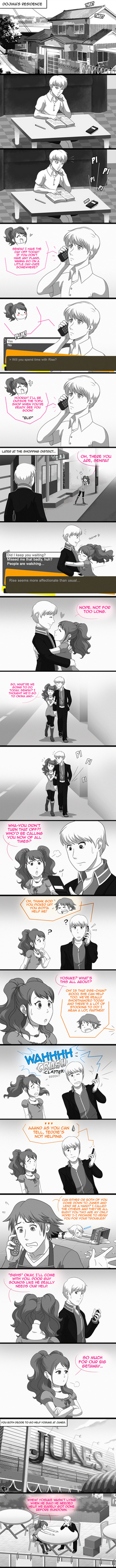Persona 4: Signs of Love (Rise's story pt.1)