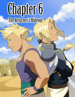 FFVI comic - Chapter 6 cover