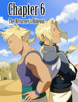 FFVI comic - Chapter 6 cover