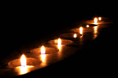 Eight Candles by infinitethrill