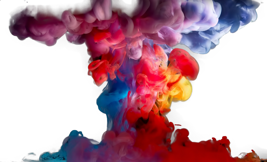Colorful Smoke Clipart Png 470456388