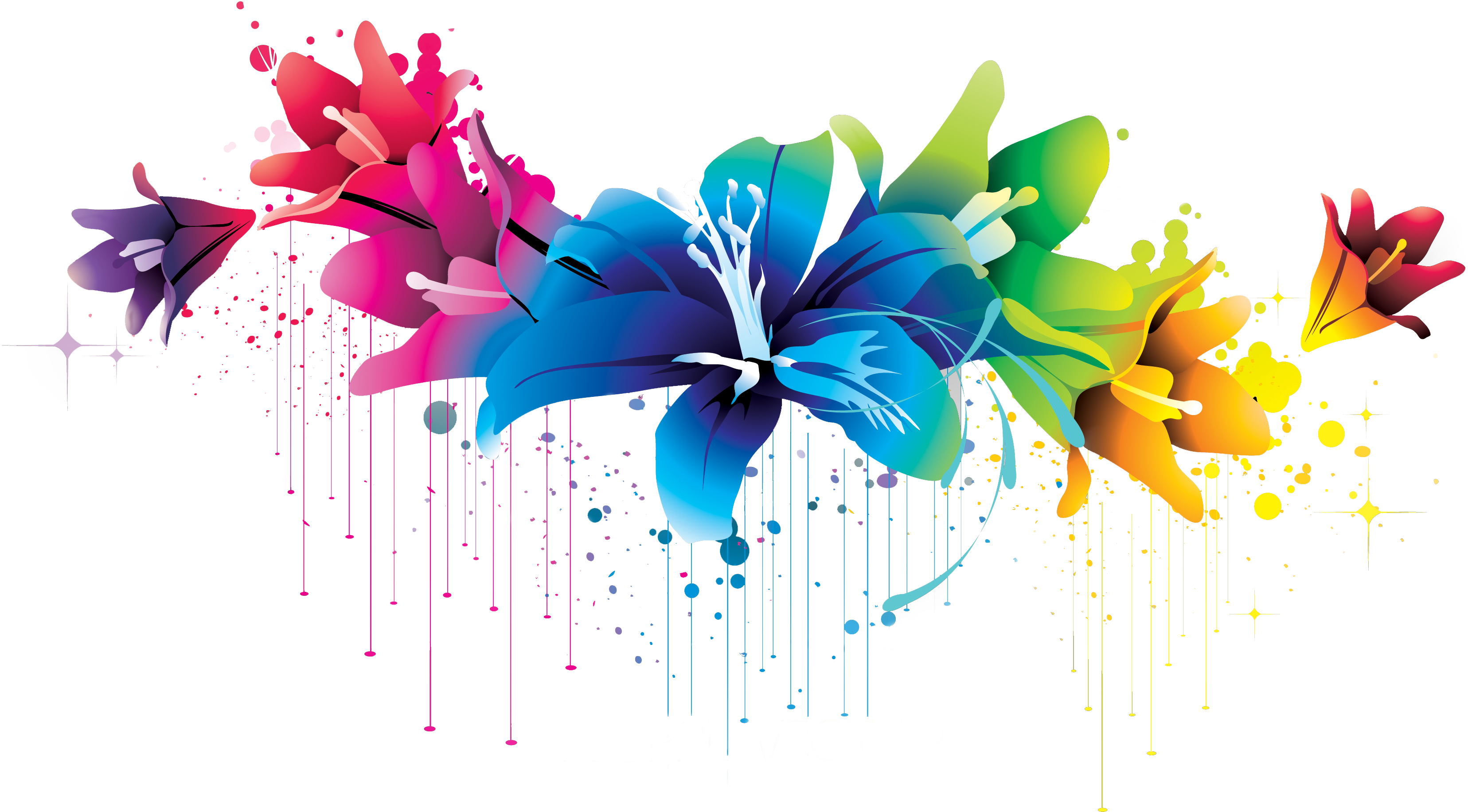 flower clipart with transparent background - photo #13
