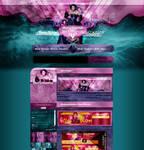 CherryUniverse Newest design with Demi Lovato