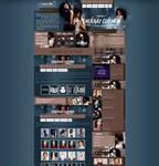 Zendaya Coleman ~ WordPress Theme
