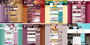CherryUniverse Design Evolution #3 by BrielleFantasy