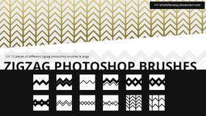 ZigZag Brush Set | FREE