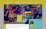 Riverdale PSD header | FREE