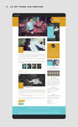 CU WordPress Theme #06 ~responsive {Premium}