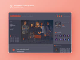 The Perfectionists Brasil WP Theme