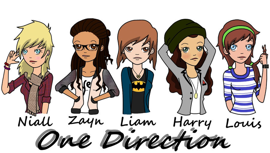 One direction by thecryingtiger on deviantart one direction by thecryingtiger voltagebd Choice Image