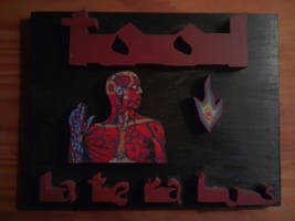 Tool Lateralus Custom Painted Wood Panel by Eleven1129