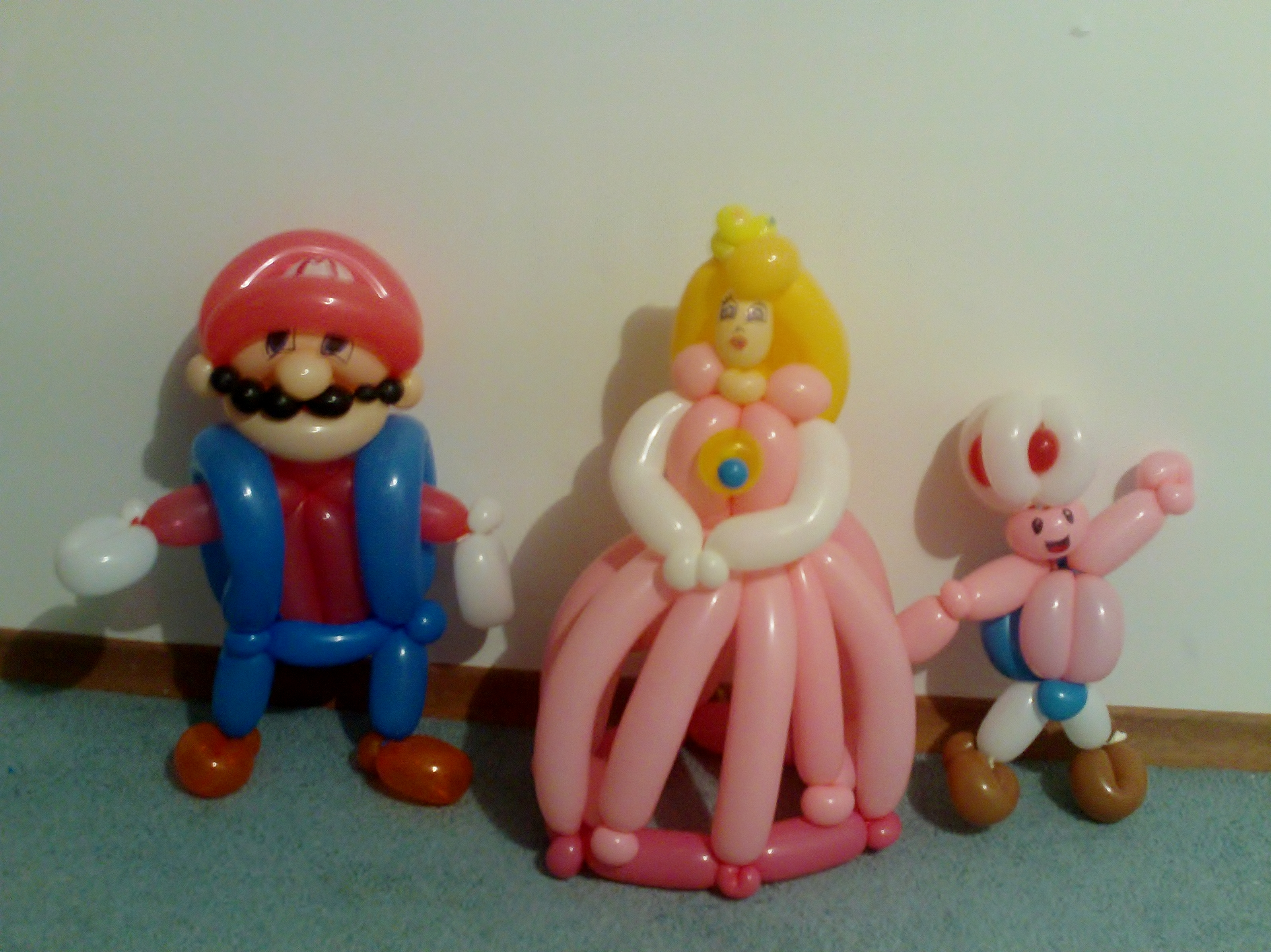 Heroes of the Mushroom Kingdom by TaylorTheAdequate