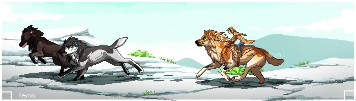 RoK: Pixel Chase by Reyniki