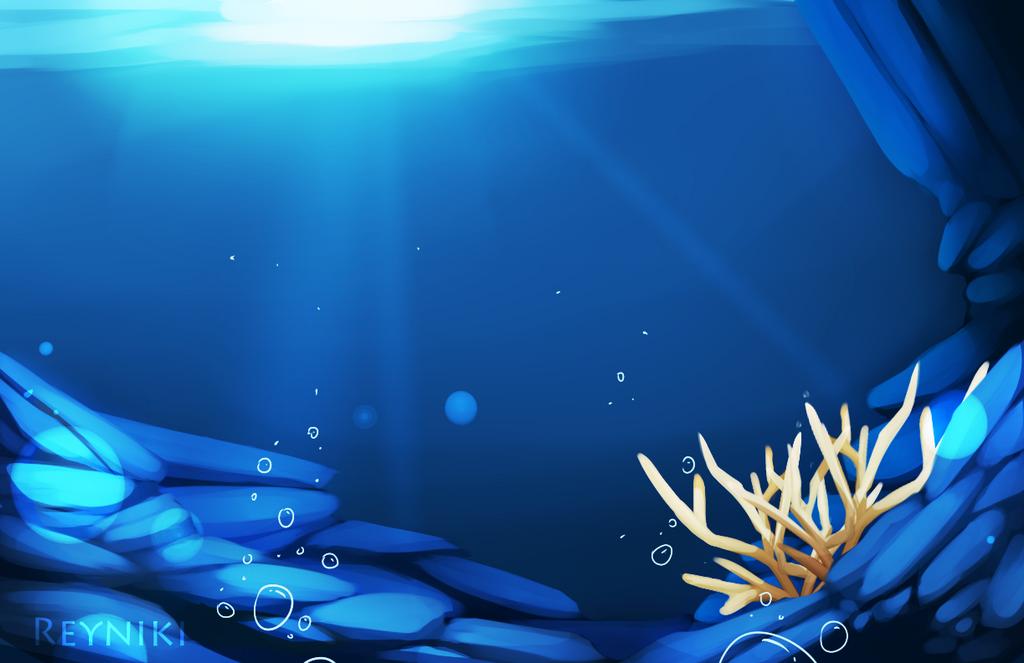 R: Crystal Waters by Reyniki