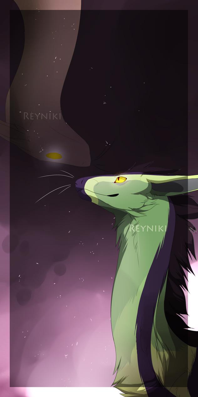 DTA 2: Imaginary Friends by Reyniki