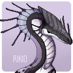 Rikio the Transport Wyvern by Reyniki