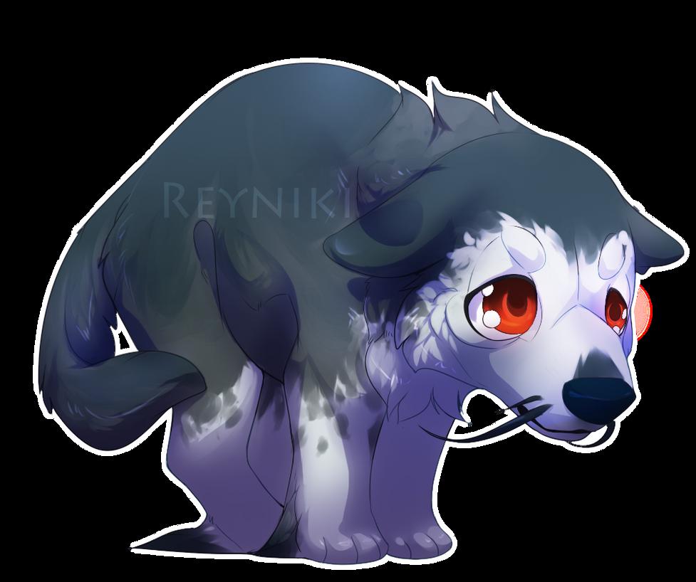 C: Those Sad Eyes by Reyniki