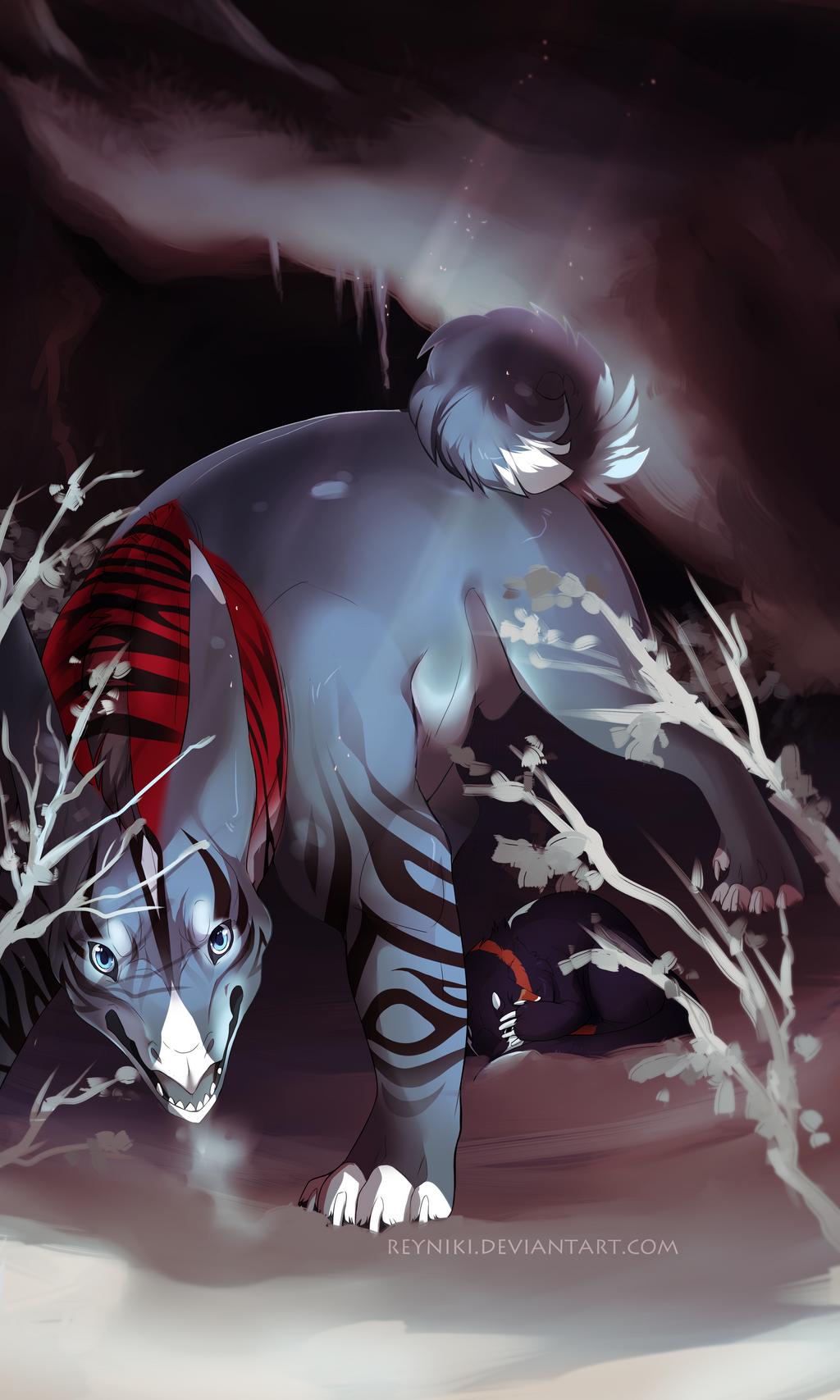 [ARPG] Striped Guardian by Reyniki