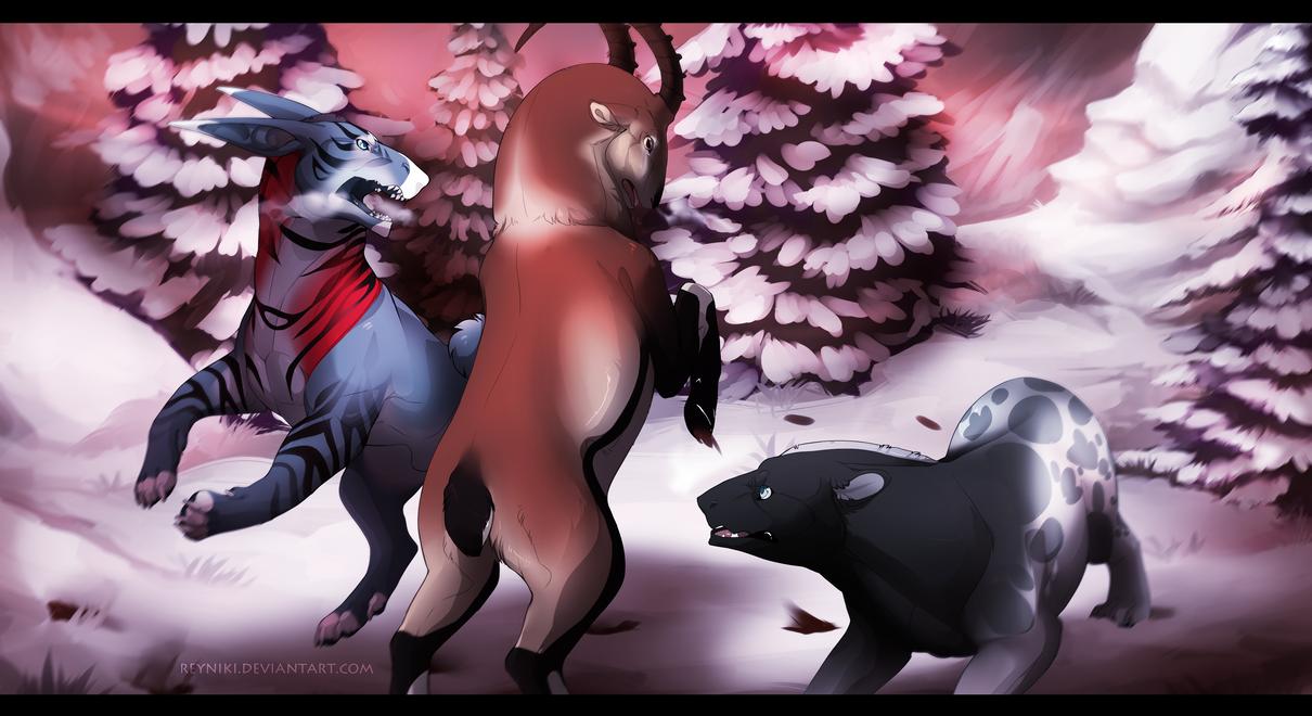 [ARPG] Bloodied Forest by Reyniki
