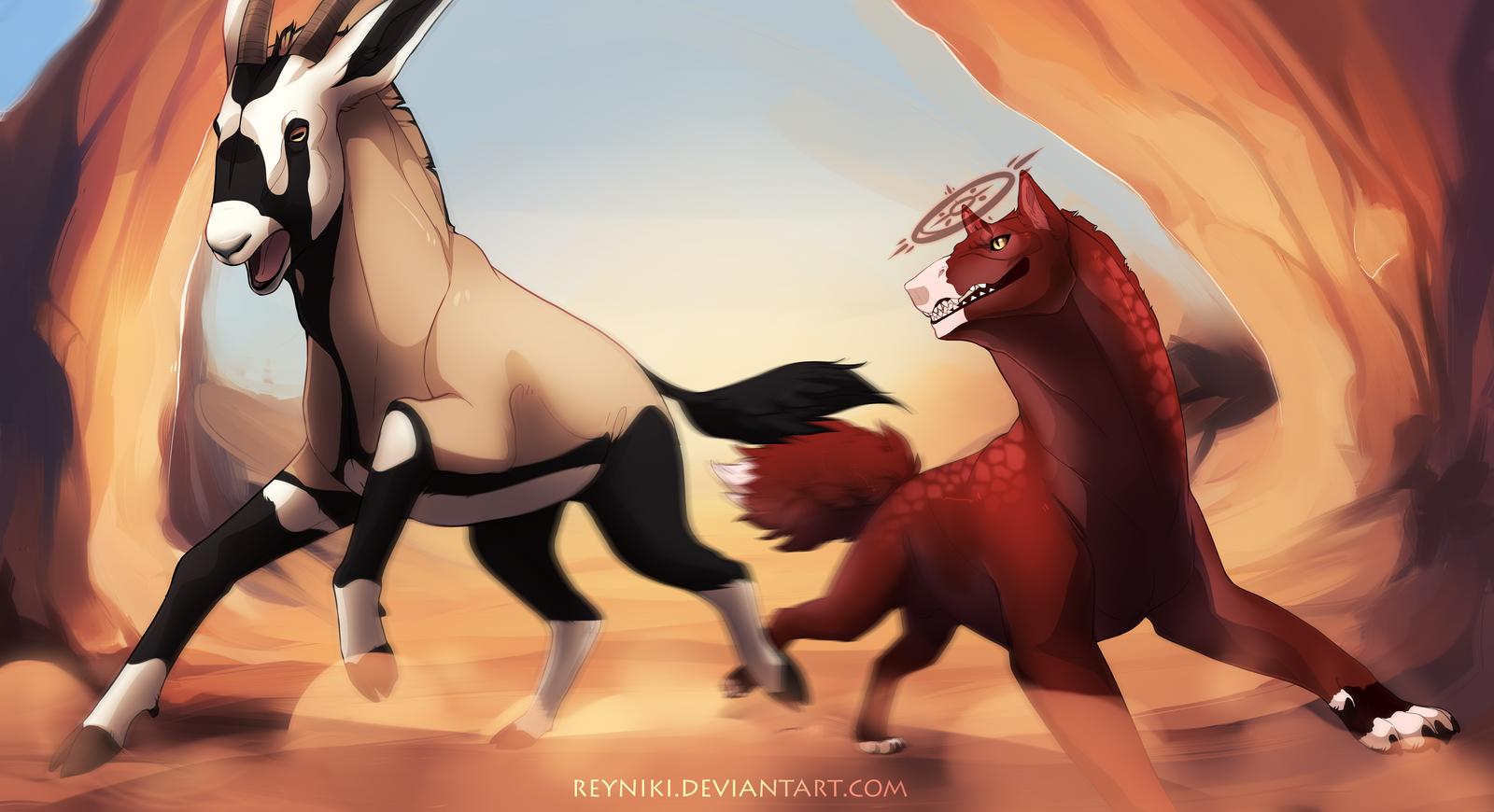 [ARPG] Into Hell's Gate by Reyniki