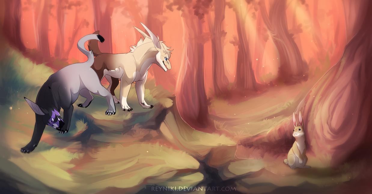 [ARPG] Small Hunters by Reyniki