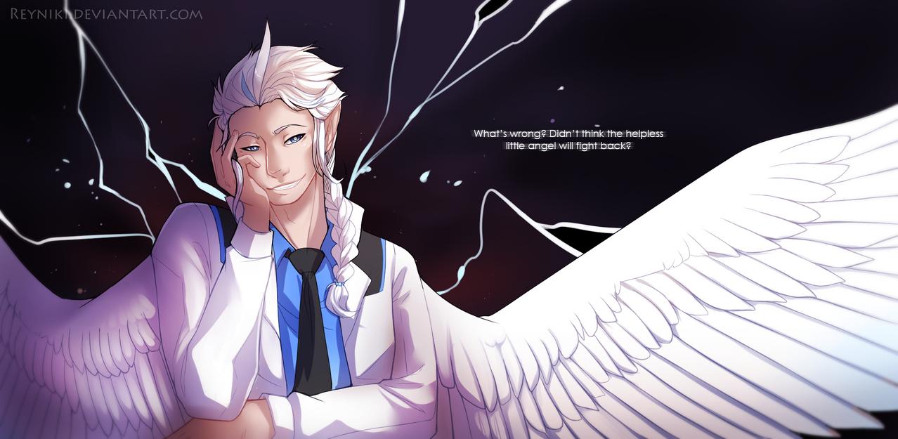 Don't Underestimate the Healer by Reyniki