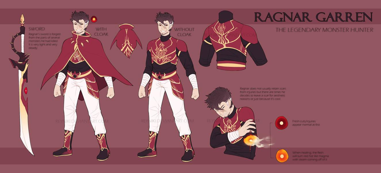 [REF] Ragnar Garren by Reyniki