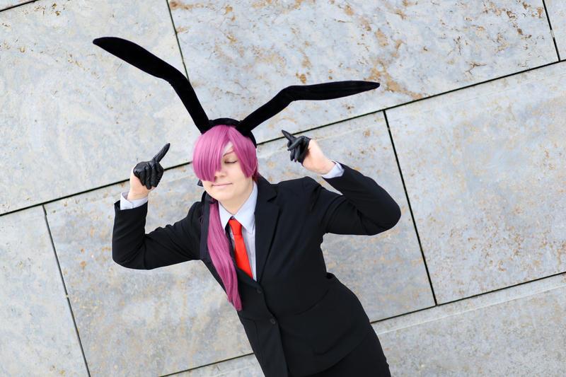 Zange Natsume - rabbit ears by YuiMizutama