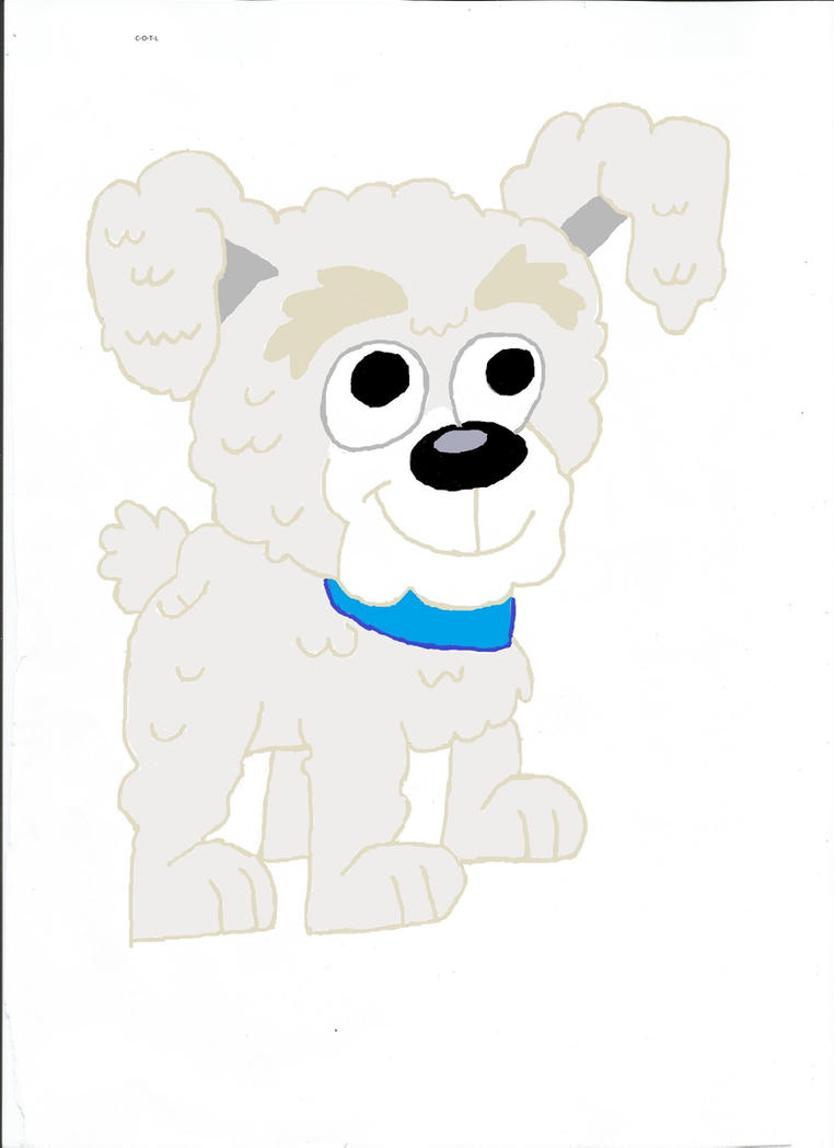 Puddles Pound Puppies 2010 by Child The Light on DeviantArt