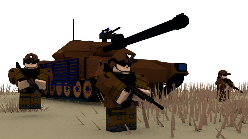 Roblox Operation Desert Storm Gfx Png By Acothoboy On Deviantart