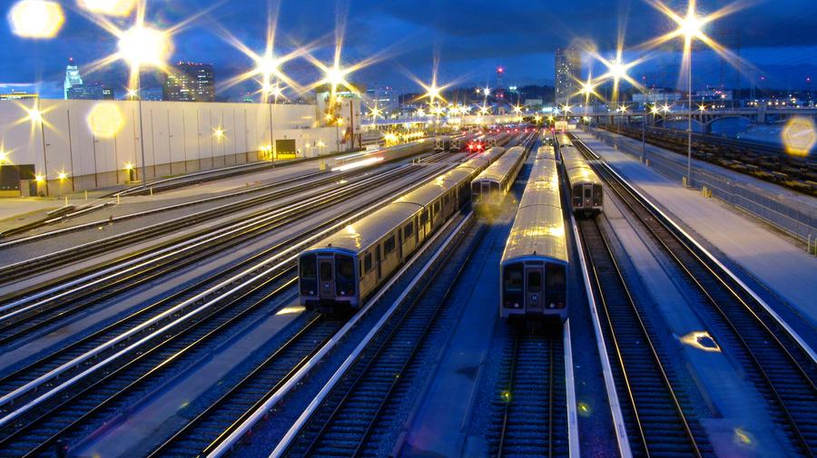 Vozovi Train_Station___Downtown_LA_by_RenaissanceNoir