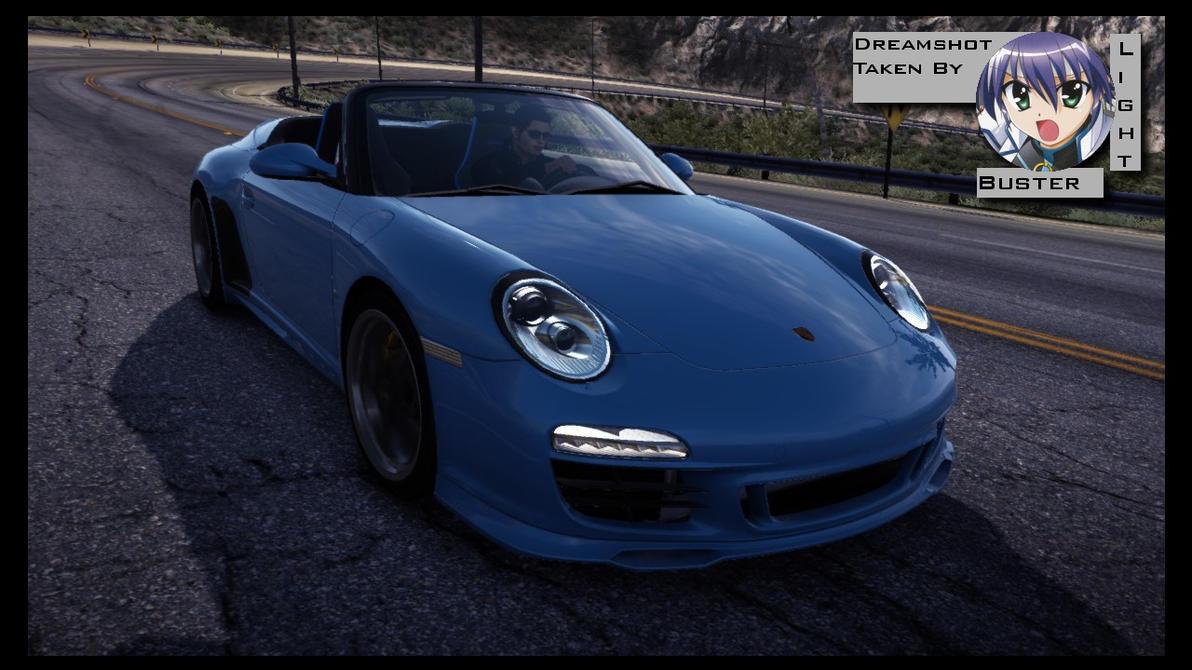 Porsche 911 Speedster By Lightxbuster On Deviantart