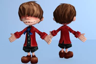 3D Chimney Boy