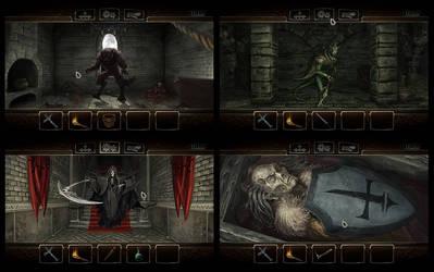Castle Dracula Screenshots