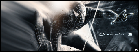 Spider-Man Signature by Mackalbrook