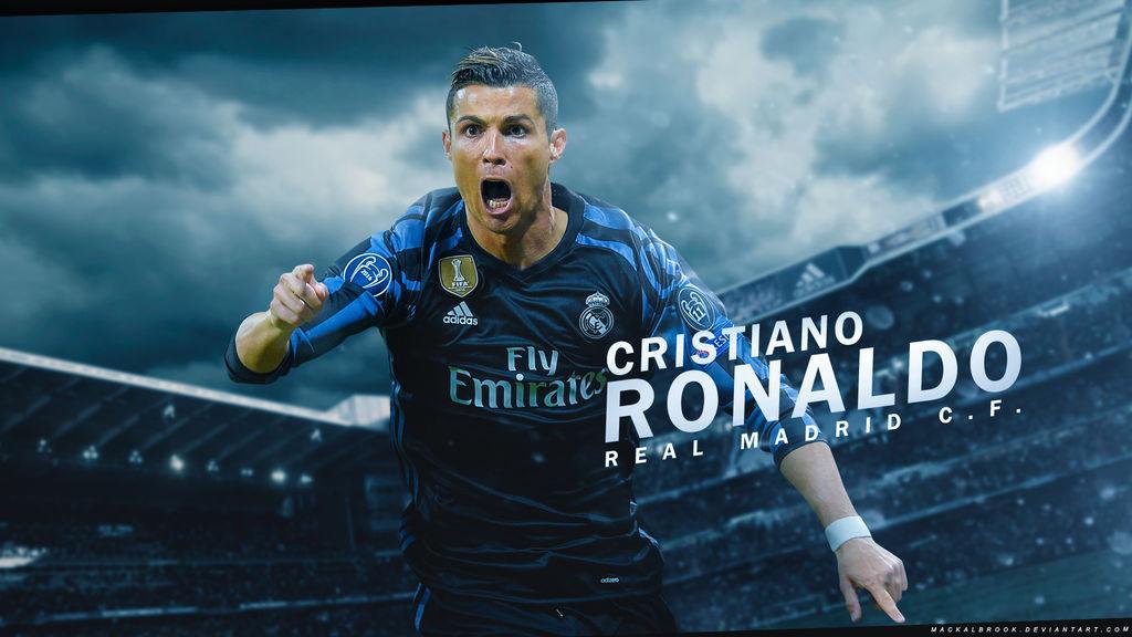 Cristiano Ronaldo Wallpaper by Mackalbrook ...