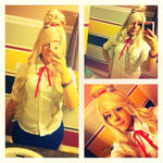 Animal crossing New Leaf Isabelle Cosplay