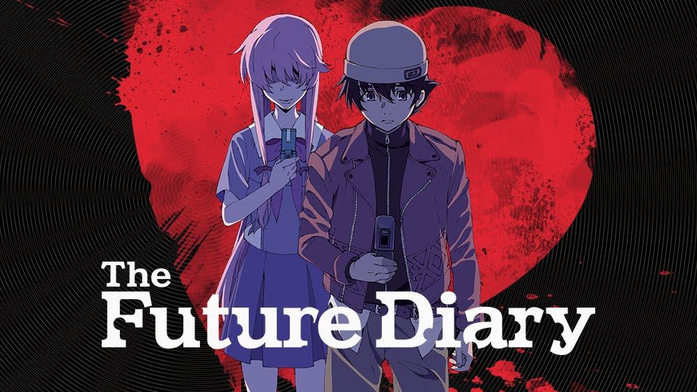 Future Diary Logo by ThePinhead3333AA