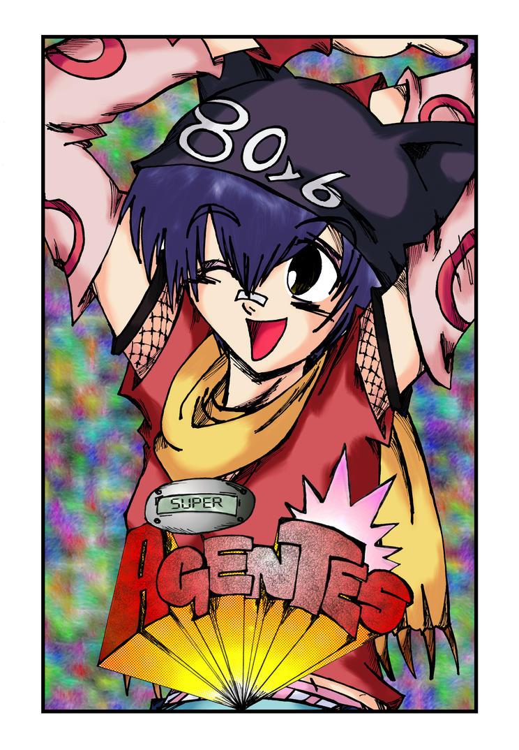Agentes 1 cover by HaruEta