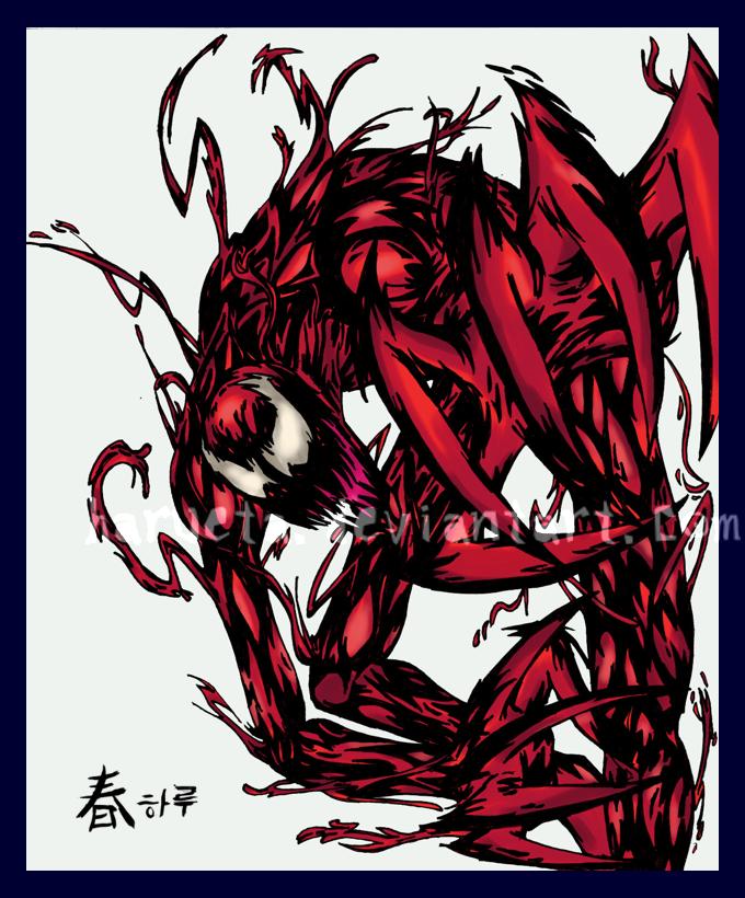 Carnage by HaruEta