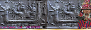 Sumerian CylinderSeal-Quetchua