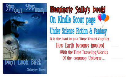 Kindle Scout Advertisement by WCSallySally