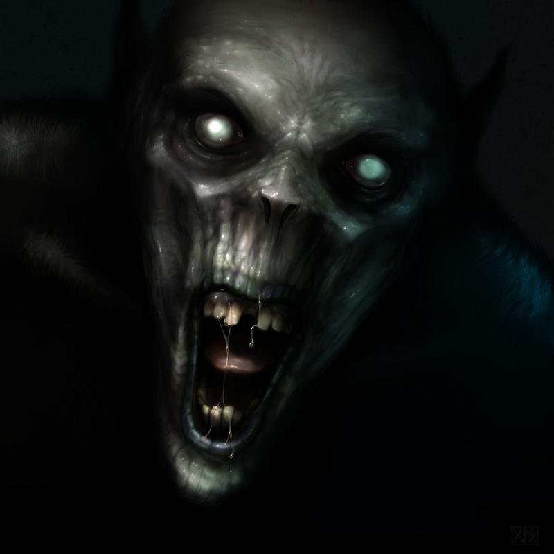 Страшные картинки сталкер