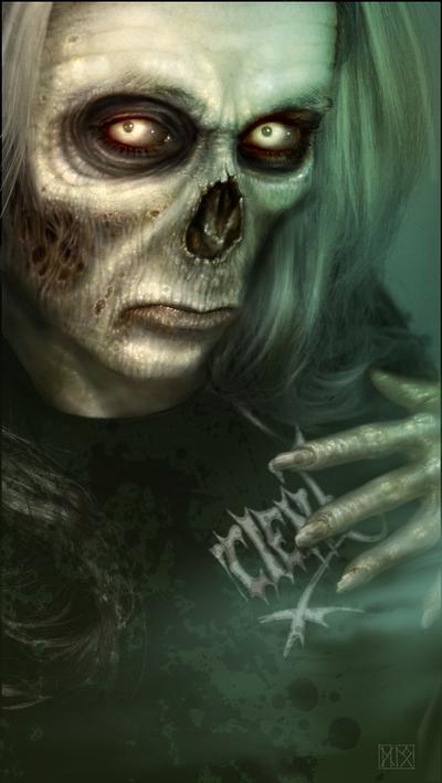 Living Dead Girl by dloliver