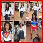 Superheroine SuperGirl Super Job 03