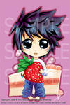 L's Strawberry Shortcake