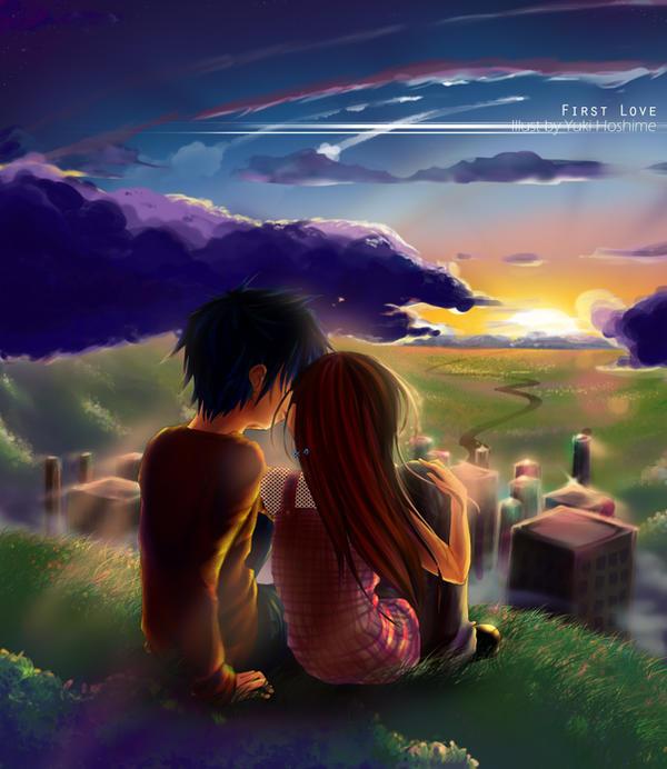 .: first Love :.