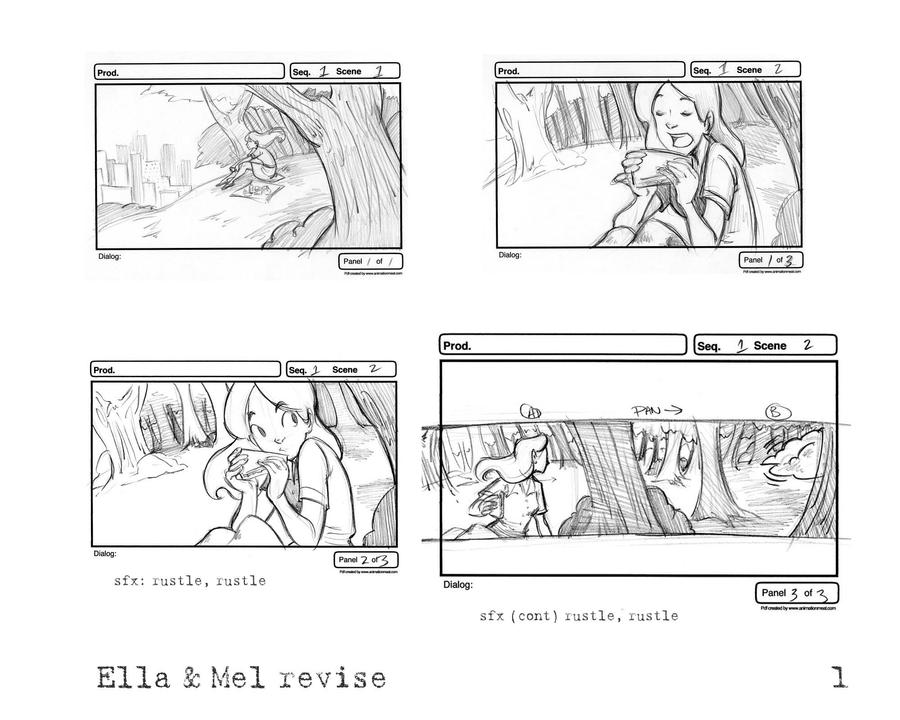 Doc488327 Storyboard Sample BBC My Place My Space Promote – Storyboard Sample