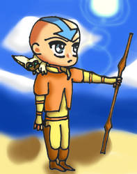 The Last Airbender by Hitachiin-Sister