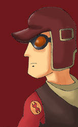 Red Engie by Hitachiin-Sister
